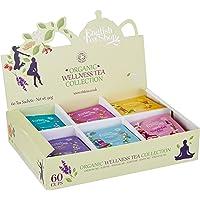 English Tea Shop - Wellness Tee Kollektion, BIO, 6 Sorten, 60 Teebeutel
