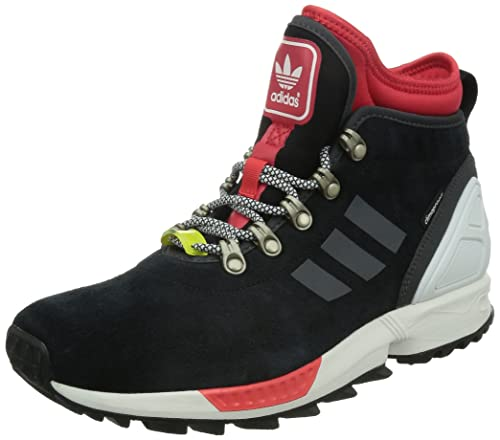 802beb27b ... where can i buy adidas zx flux winter zapatillas para hombre color  negro gris blanco 8d9de