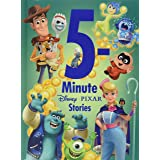 5-Minute Disney Pixar Stories