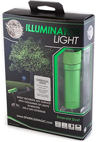 Sparkle Magic Green Commercial Grade Laser Light