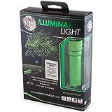 Commercial Grade Series Sparkle Magic Emerald Dust (Green) Illuminator Laser Light, Landscape Laser Lights, Christmas Laser Lights