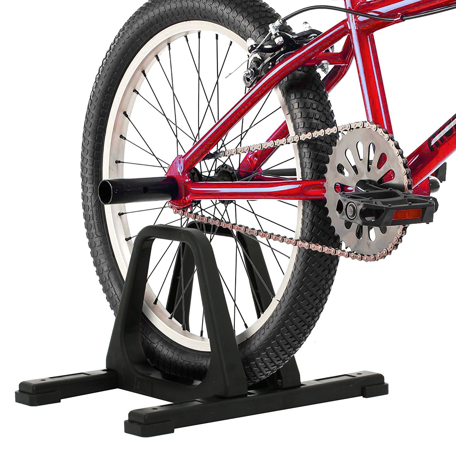 RAD Cycle Products Bike Stand Bicycle Park Portable Floor Rack for Smaller Bikes 1130 RAD Bike Stand