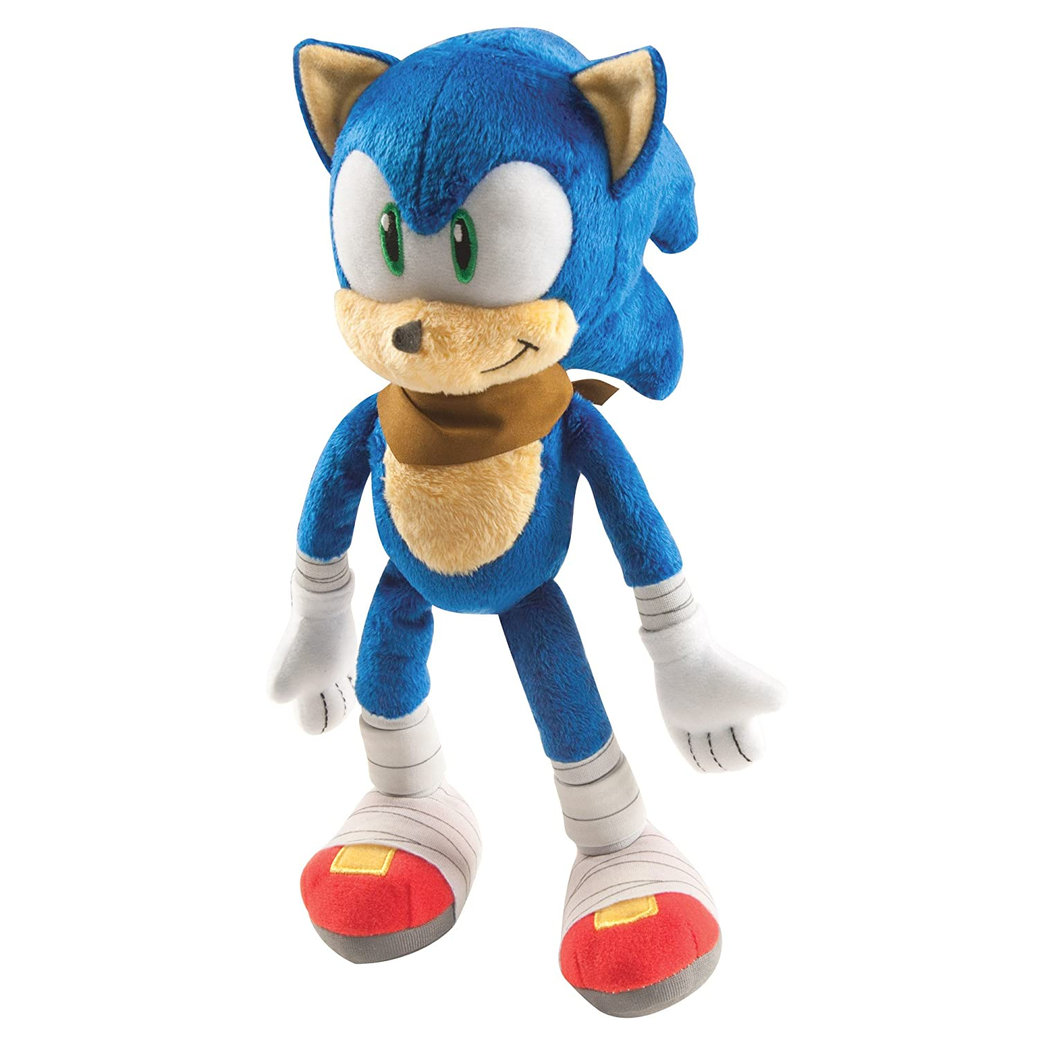 Amazon.com: Sonic Boom Talking Plush - Sonic: Toys & Games