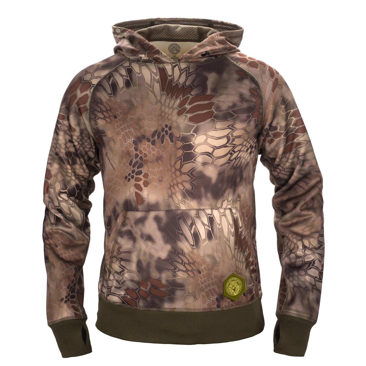Amazon KODA Youth Base Camp e Camo Jacket Kryptek
