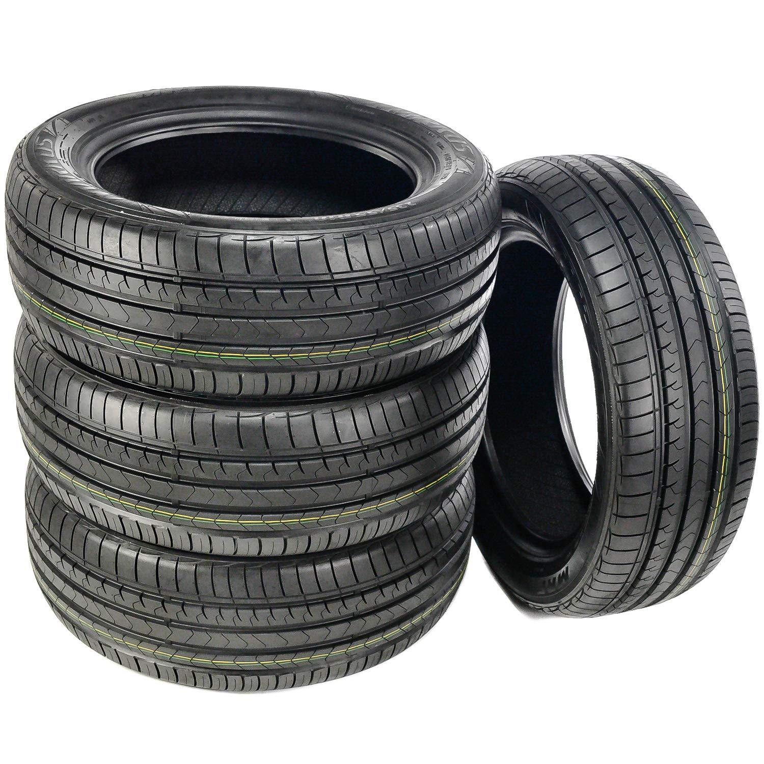 Set of 4 (FOUR) MRF Markus Touring All Season Radial Tires-235/55R18 100H by MRF