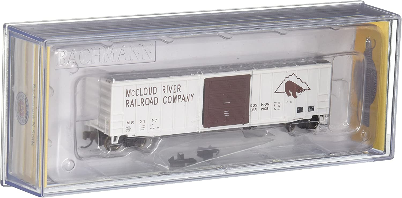 Bachmann Industrias Mccloud River ACF Fuera Braced Puerta ...