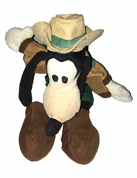 9131c253d81 Image Unavailable. Image not available for. Color  Disneyland 50th  Anniversary Goofy Beanie Plush