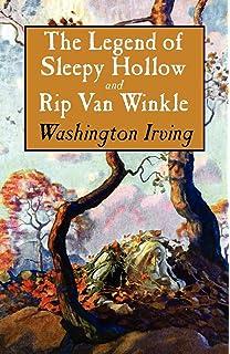 the legend of sleepy hollow and rip van winkle library edition the legend of sleepy hollow and rip van winkle