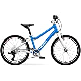 "Woom 4 Pedal Bike 20"", 8-speed, Ages 6 to 8 Years"