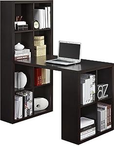 Ameriwood Home London Hobby Desk, Espresso