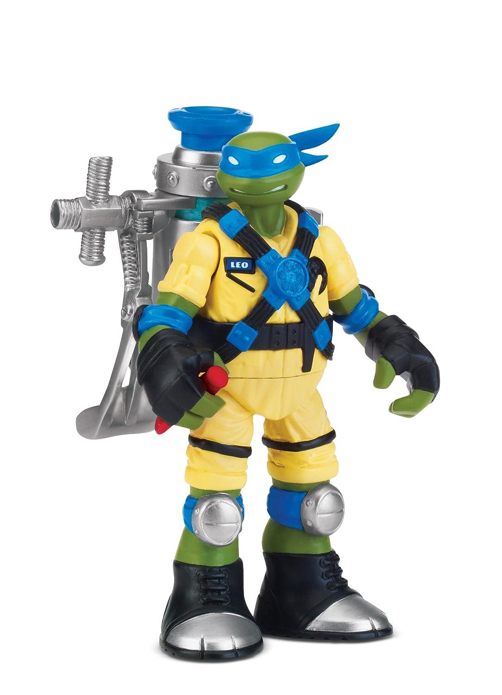 Teenage Mutant Ninja Turtles Mutant Ooze Launchin Leo Action Figure