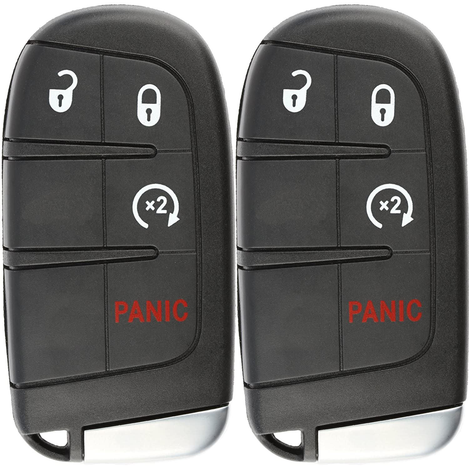 Aupoko Remote Key Case Shell Cover 3 Button For Honda Accord 1997 Element 03-11 4347654400