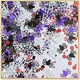 Beistle Black Widow Spider Confetti