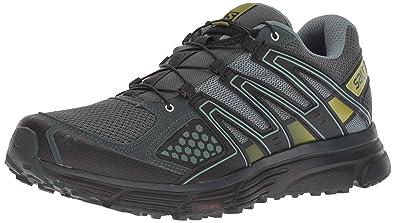 38a2bcd6f7 SALOMON Men's X-Mission 3 Trail Running Shoe
