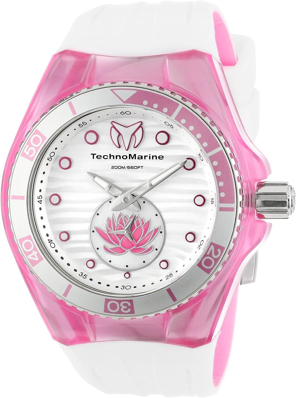 TechnoMarine Women s 113022 Cruise Beach Stainless Steel Watch