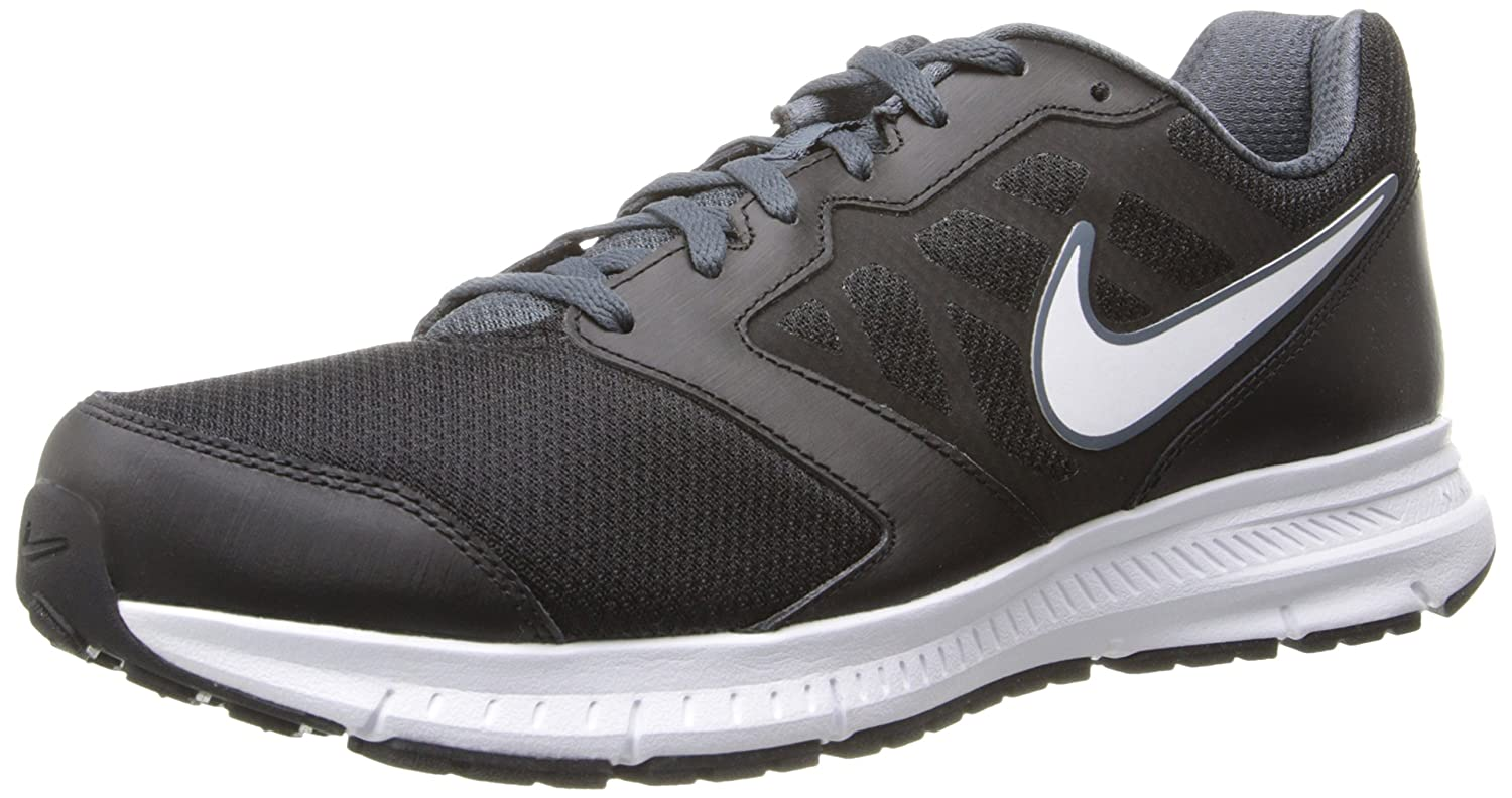 Nike Downshifter 6 Running Shoe B01INS697S 8 D(M) US|Black/Magnet Grey/White