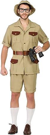 Disfraz Explorador XL: Amazon.es: Juguetes y juegos