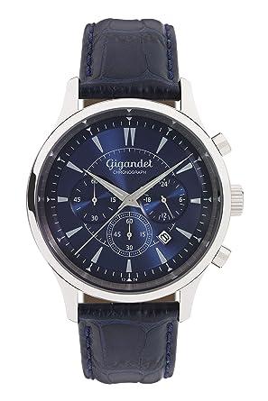 Blaue armbanduhr herren
