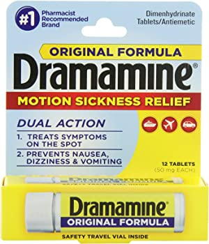 Dramamine Motion Sickness Relief