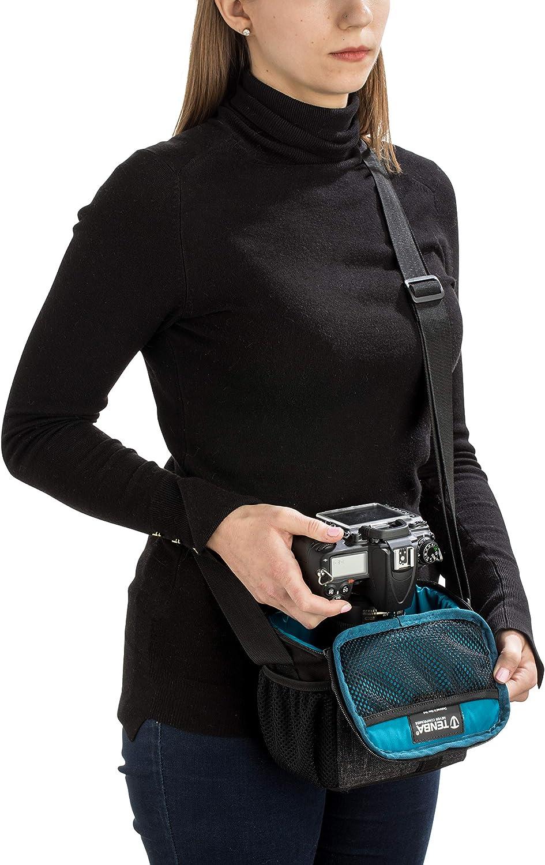 Black Tenba Skyline 12 Shoulder Bag 637-631