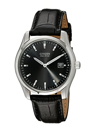 fbf620e41d2 Amazon.com  Citizen Men s Eco-Drive Stainless Steel Watch