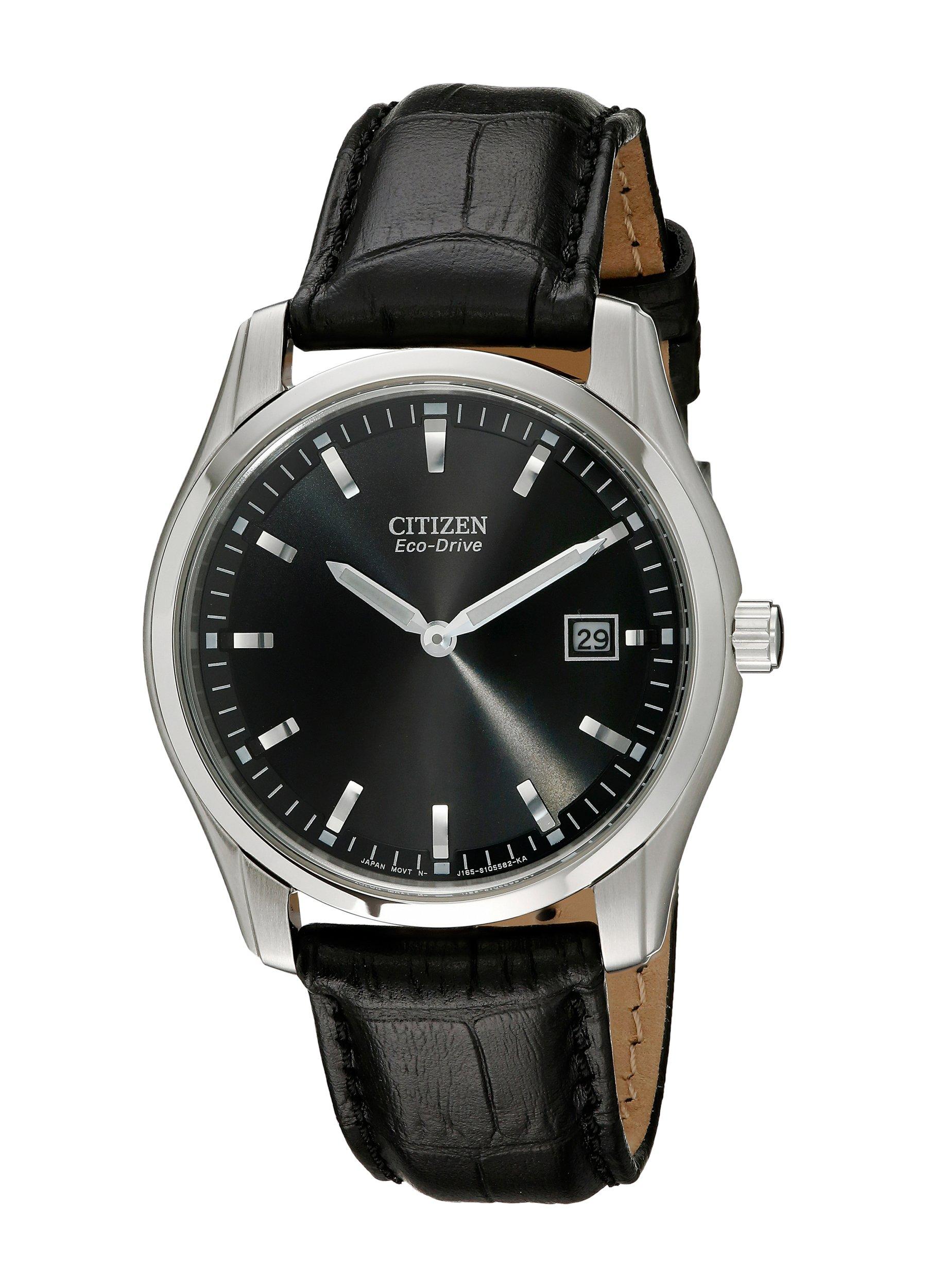 Citizen Men's Eco-Drive Stainless Steel Watch, AU1040-08E