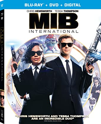 Amazoncom Men In Black International Blu Ray Chris