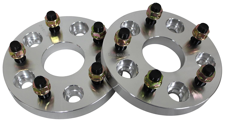SEIKOH ワイドトレッドスペーサー 2枚組 20mm シルバー PCD 120 5H M14 P1.5 B31BSET2 B01B4AZGAI