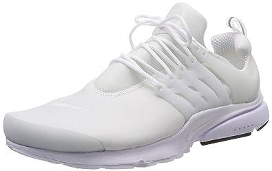 promo code c126c 1ea75 Nike Men s Air Presto Essential White White Black Running Shoe 13 Men US