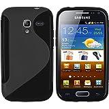 mumbi S-TPU Silikon Schutzhülle für Samsung Galaxy Ace 2 Hülle