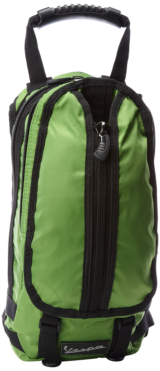 Vespa Mens Nylon Mini Basic Backpack Bag