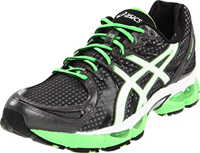 b7fff17303 Amazon.com | ASICS Men's GEL-Nimbus 13 Running Shoe, Storm/Onyx ...
