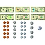 Teacher Created Resources Money Magnetic Accents (77243),Multi