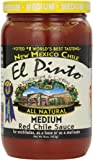 El Pinto Red Chile Sauce, Medium, 16 Ounce (Pack of 6)