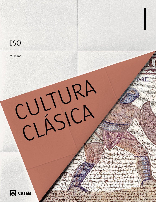 Cultura clásica I ESO (2015) - 9788421857519: Amazon.es: Durán ...