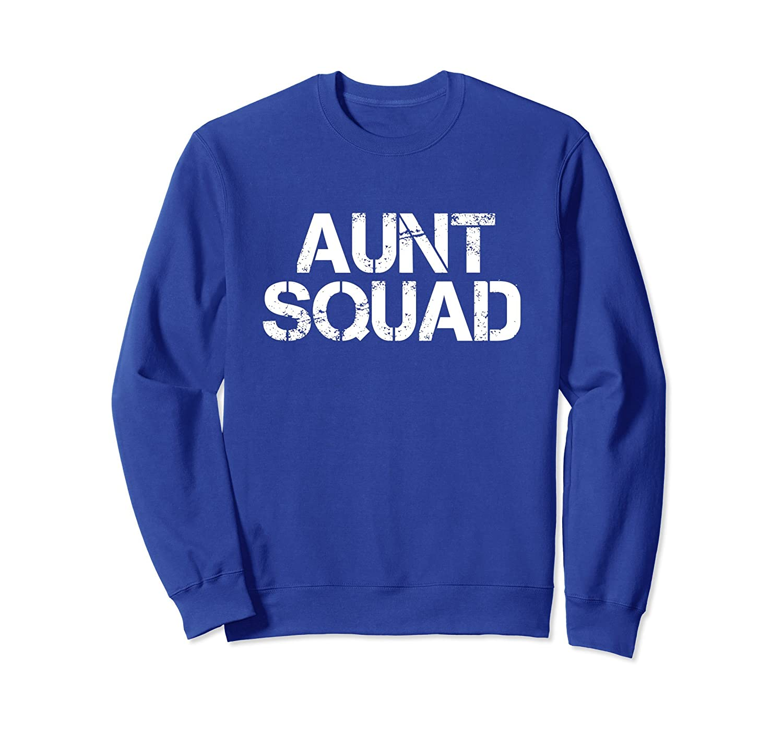 Aunt Squad Family Sweatshirt-Awarplus