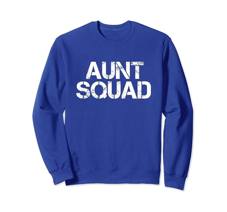 Aunt Squad Family Sweatshirt-AZP