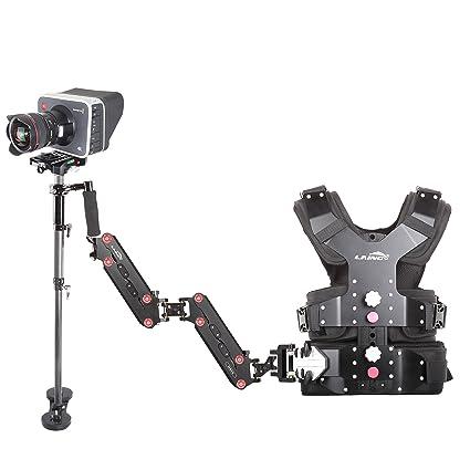 Laing cargas 2 – 8 kg ligero brazo Steadicam X20 V4 chaleco ...