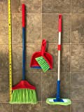 This is a really good kid sized broom/mop set