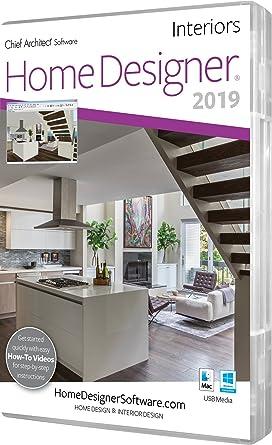 Chief Architect Home Designer Interiors 2019