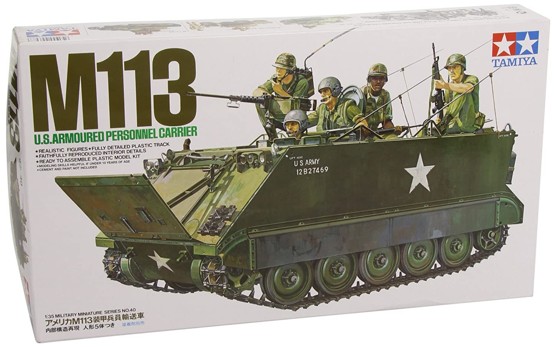 Tamiya - Maqueta de Tanque Escala 1:35 (35040)
