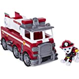 Paw Patrol Marshall's Transforming Fire Truck with Pop Out Water Cannons Figure