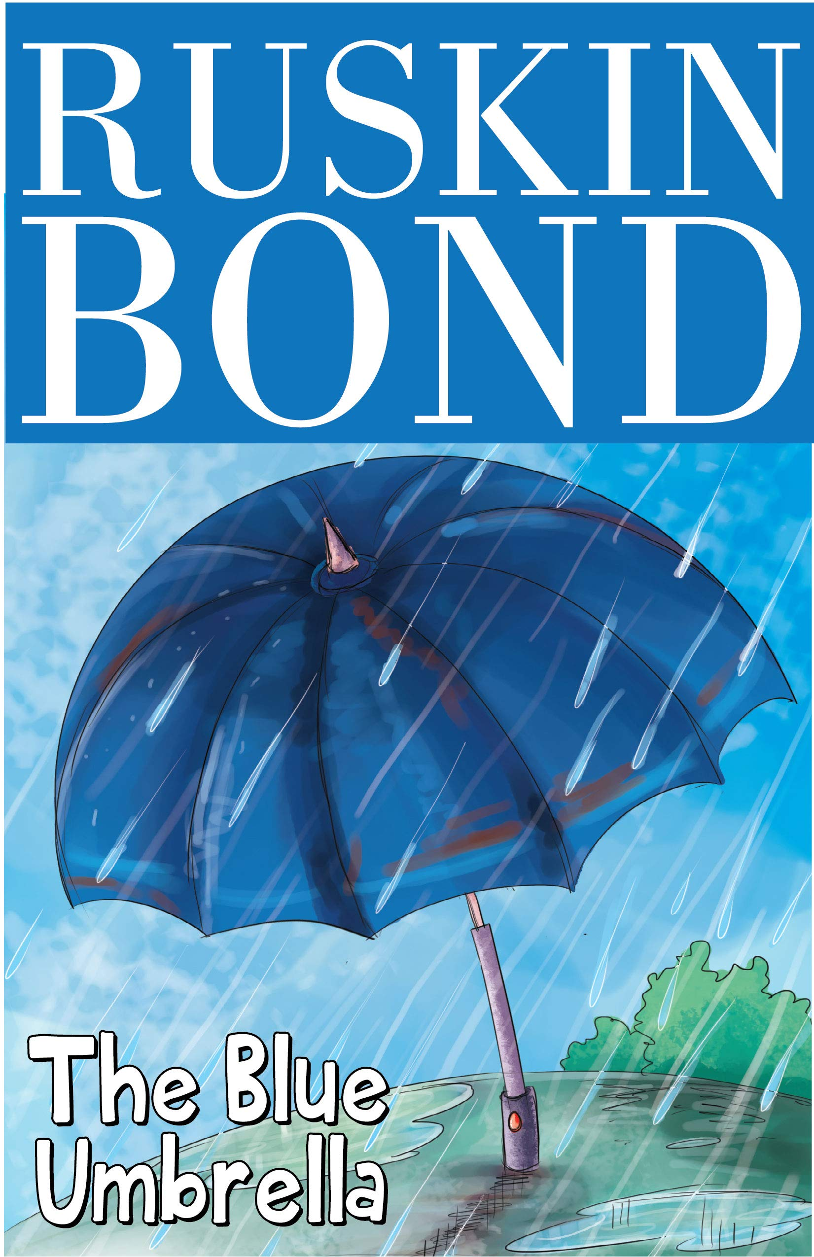 Ruskin Bond – The Blue Umbrella