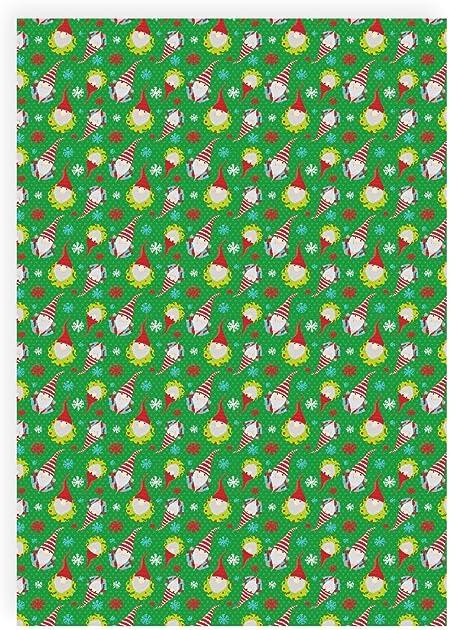 Flex pantalla duende de la Navidad con copos de nieve – Din A4 arco – Pantalla para plotter – Plancha pantalla: Amazon.es: Hogar