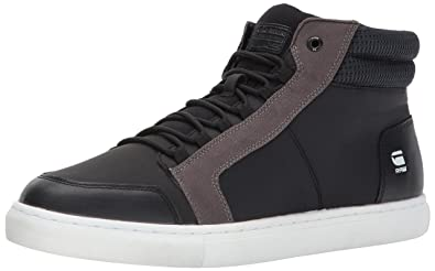 Mens Toublo Mid Hi-Top Sneakers G-Star