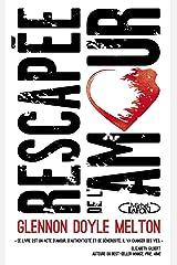 Rescapée De L'amour (French) Mass Market Paperback