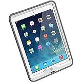 【日本正規代理店品・iPad Air本体保証付】【LifeProof】 nuud for iPad Air Case White 1901-02