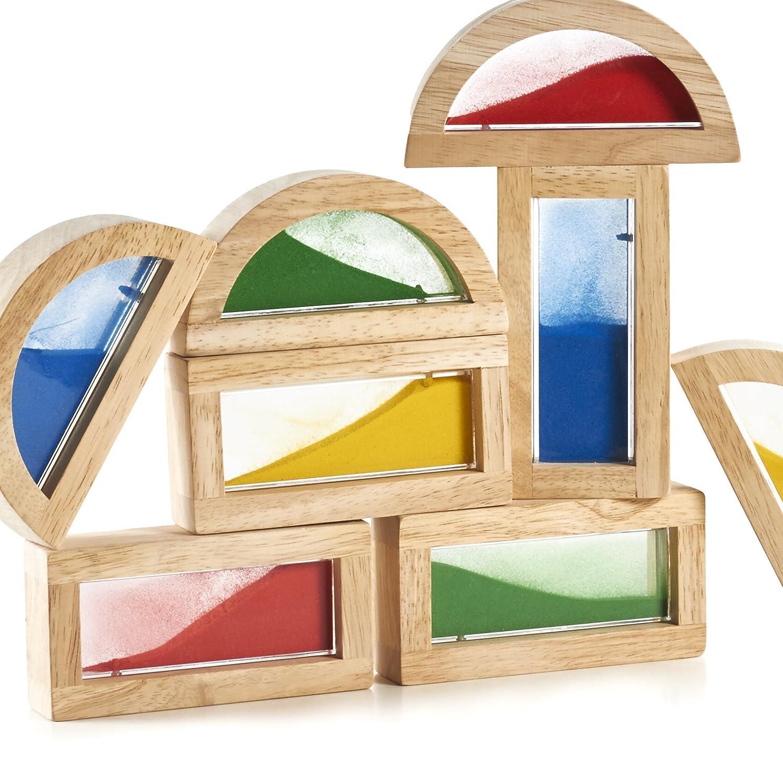 comprar bloque sensorial arena montessori