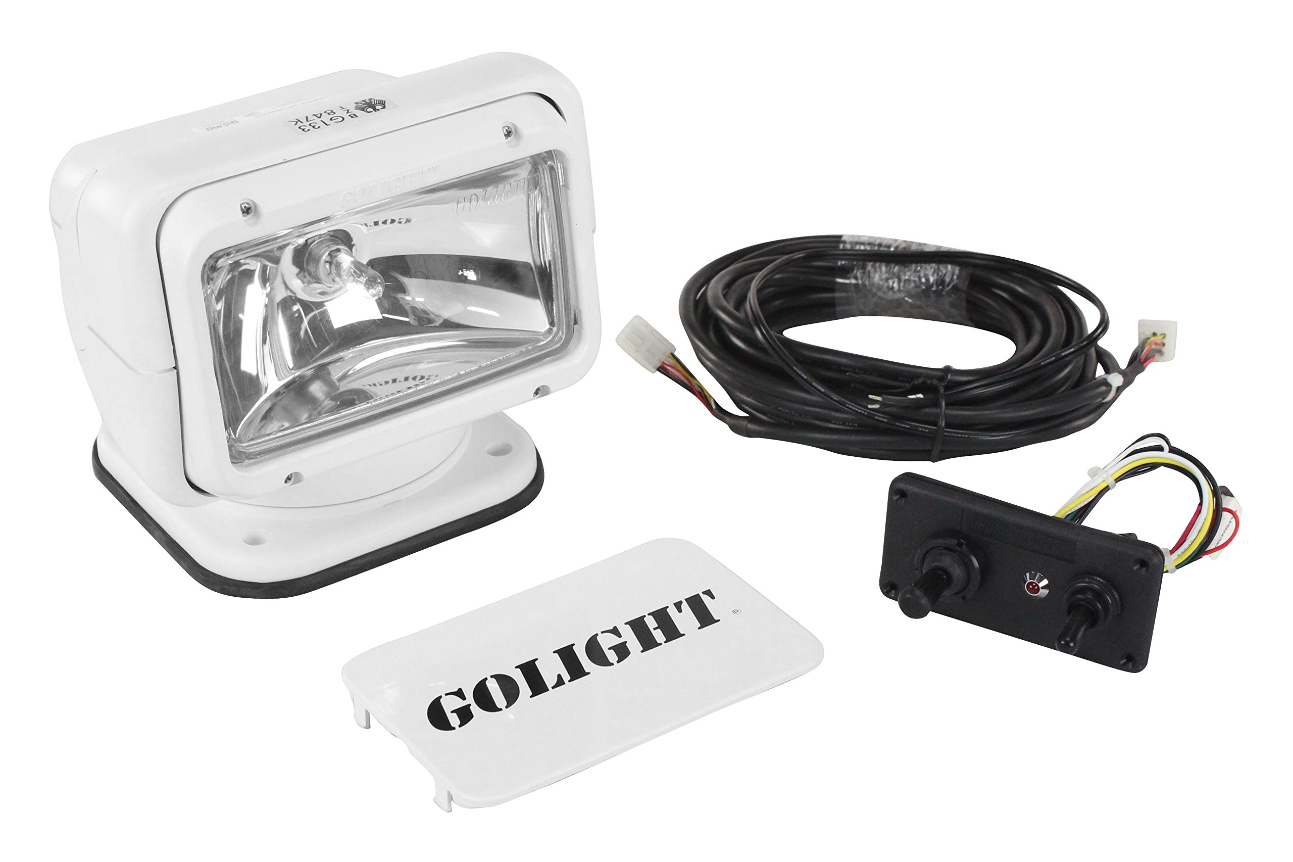 Golight Radioray GL-2020 remote control spotlight - permanent mount by Larson Electronics