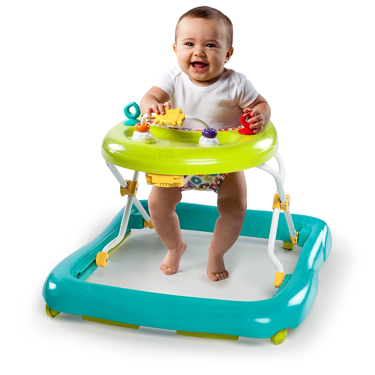 Bright Starts Pattern Pals Baby Walker Amazon Toys & Games